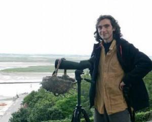 Maxime Marzi, ambassadeur de la baie.
