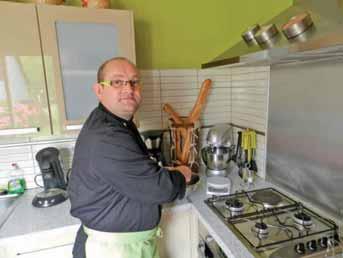 Jean-Marc mitonnedes petits plats chez vous !
