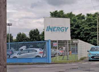 Le site actuel Inergy Automotive System compte 280 salariés qui seront intégrés au nouveau centre de recherche.