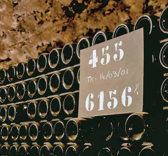 C'est à Trélou-sur-Marne, que les caves de la famille Olivier abritent les saveurs du Champagne Olivier Père et Fils.