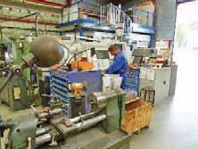 L'entreprise fabrique et livre en France quelque 39 000 pièces par an.