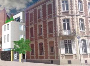 L'hôtel Marotte : un hôtel quatre-étoiles à Amiens