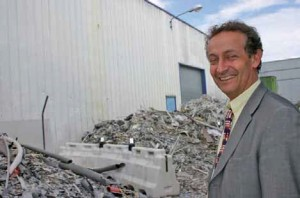 « Pour développer le recyclage, il faut des applications. C'est ce que nous faisons. »