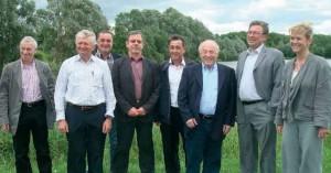 Le premier comité de pilotage sur la Maison du canal aura lieu en septembre.