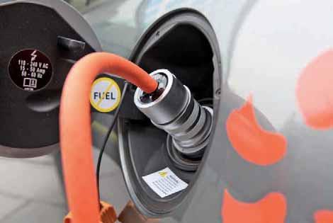 L'autonomie d'un véhicule électrique devrait être de 500 km d'ici 2020.