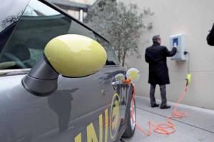 En Picardie, ce sont d'abord les collectivités et les entreprises qui commencent à s'équiper en voitures électriques.