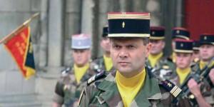 Le colonel Pierre Santoni commande à présent le Cenzub du camp de Sissonne.