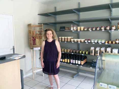 Annie Dumortier vient de créer Le Bon Sens paysan.