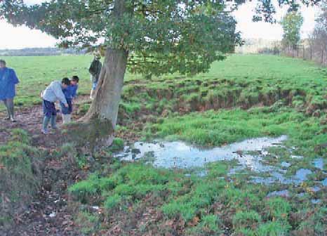 Les chercheurs de l'Adrée suivent les programmes de protection de l'environnement dans l'Aisne.
