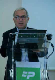 Claude Gewerc était présent afin de montrer l'investissement du conseil régional dans ce domaine.