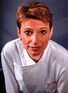 Marie Maryns a créé son entreprise à Crouy en 2003.