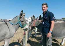 Damien Devienne est un passionné d'élevage.