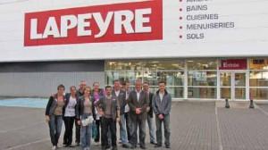 Au magasin d'Amiens, c'est avant tout l'esprit d'équipe qui est favorisé.