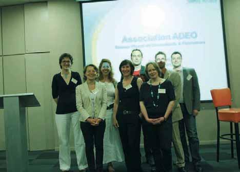 Adeo, réseau picard de consultants et formateurs, travaille sur l'élaboration d'un label qualité.