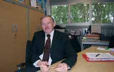 Pascal Leleu, directeur du Cnam Picardie, a mis en place de nouvelles filières de formation.