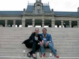 Têtes bien faites et bien pleines, Sarah Belmir et Gaëlle Asseline, s'éclatent dans leur nouvelle entreprise.