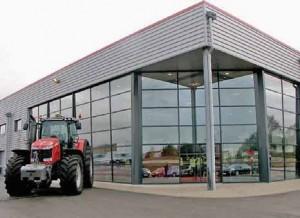 Les 15,5 millions d'euros de Beauvais 2 s'ajoutent aux 200 millions déjà investis à Beauvais par Massey Ferguson au cours des cinq dernières années.