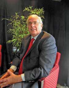 Claude Deruelle, Président de l'Ordre des experts-comptables Picardie-Ardennes.