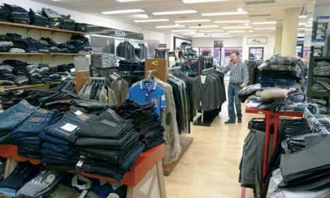 L'aide directe de la CCL s'adresse à des commerçants et artisans qui veulent moderniser leur espace de vente.