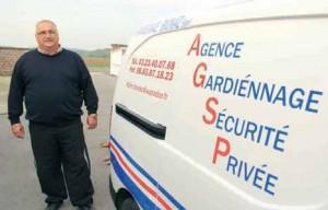 Depuis qu'il a créé seul sa société, Bernard Bionaz compte aujourd'hui une vingtaine d'employés au sein d'AGSP.