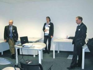 De nombreux professionnels et experts dans leurs domaines ont animé les ateliers.