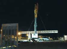 Dans ce rack de 55 mètres de long, sont installées 11 tuyauteries, soit 4,4 km de tuyauteries de la chaudière au rack.
