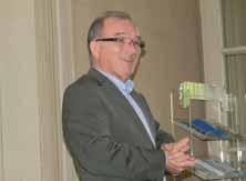 Daniel Uzeux a évoqué plusieurs sujets.
