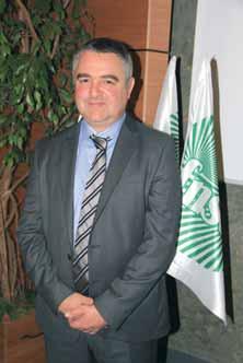 Christophe Buisset croit en une agriculture liée autant que possible à la recherche et à l'innovation.