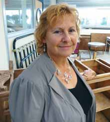 Geneviève Decarreaux est la directrice générale depuis 1995.