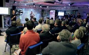 Les conférences télévisées seront disponibles sur le site de la web TV Saint-Quentin TV.