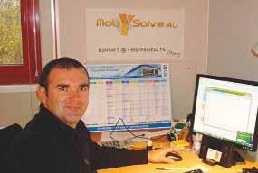 Jean-Louis Puysségur développe des logiciels pour les particuliers et les professionnels.