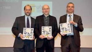 La cérémonie des Trophées régionaux de l'innovation 2012 a mis à l'honneur trois lauréats picard.