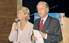 Tous deux sénateurs, maires et présidents d'Agglo, Caroline Cayeux et Philippe Marini rapprochent leurs énergies pour optimiser leur action.