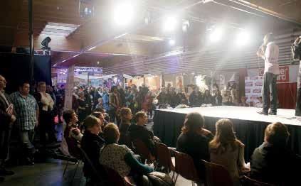 Les visiteurs sont venus nombreux au salon du mariage qui s'est tenu à Amiens