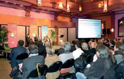La région a présenté son plan d'actions pour 2013 en matière de réussite éducative.