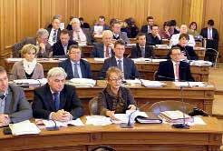 Les conseillers généraux de l'Aisne ont adopté un schéma départemental de l'autonomie qui court jusqu'en 2016.