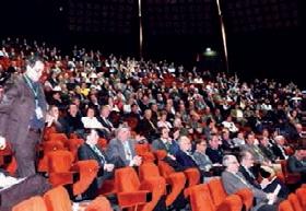 La coopérative picarde a tenu son assemblée générale à Mégacité.