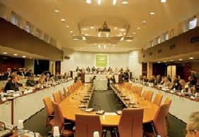L'assemblée régionale de Picardie lors du DOB 2013.