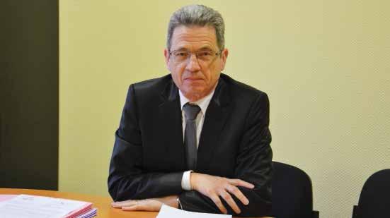 Christian Délie a été élu président de la CRCC et a pris ses fonctions le 1er janvier.