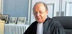 Gérard Drouard a été élu président du tribunal de commerce de Soissons en 2012.
