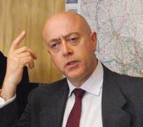Bernard Beigner, le recteur de l'académie d'Amiens.