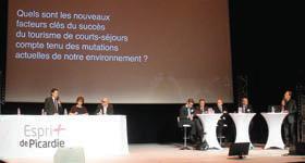 L'ensemble des acteurs du tourisme picard s'étaient donné rendez vous à Amiens pour la 8e édition de ces rencontres.