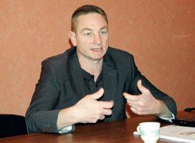 Stanislas Renahi, secrétaire général de l'IUMM.