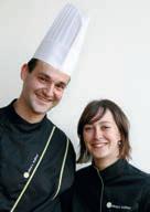 Ghislain Battaglia et Marion Michalak ont imaginé Gustine's traiteur en amoureux de la cuisine et du goût.