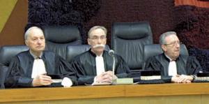 En 2012, le tribunal de commerce a connu une forte activité.