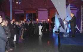 Claude Gewerc a annoncé une hausse des investissements de la région pour le budget 2013.