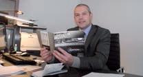 Pour marquer les 65 ans de l'entreprise, Jean-Luc Mention a fait éditer un livre qui retrace son histoire.