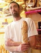 Alexandre Martin n'emploie que des produits d'excellence comme une farine label rouge.