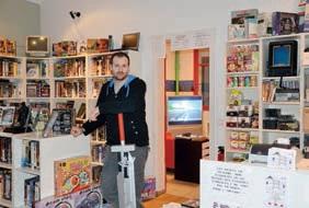 Plus de 3 000 références sont disponibles dans la boutique Retroldies.