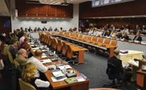 Avec 35 voix pour, le budget primitif 2013 a été adopté au conseil régional.